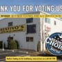 Restivo's Voted #1 Heating and A/C Service in RI